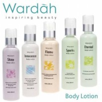 WARDAH BODY LOTION 200 ML