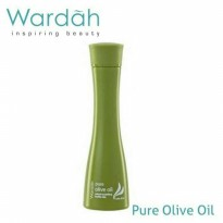 WARDAH PURE OLIVE OIL 50 ML