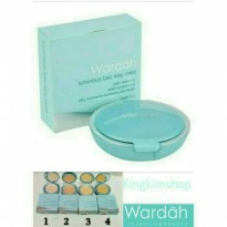 WARDAH REFILL EVERYDAY LUMINOUS TWO WAY CAKE