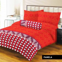 Sprei Lady Rose 180x200 King terlaris Pamela