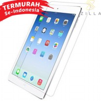 Zilla 2.5D Tempered Glass Curved Edge 9H 0.26mm for iPad Air/5/6