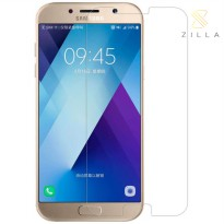 Zilla 2.5D Tempered Glass Curved Edge 9H 0.26mm for Samsung Galaxy A5 2017