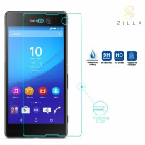 Zilla 2.5D Tempered Glass Curved Edge 9H 0.26mm for Sony Xperia M5
