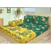 Lady Rose - Sprei Queen Borneo