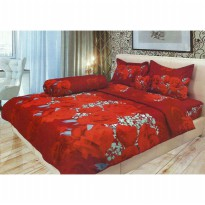 Lady Rose - Sprei Queen Velvet