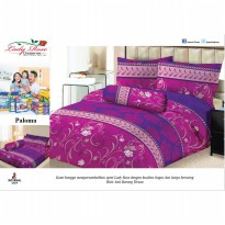 Lady Rose - Sprei King Paloma