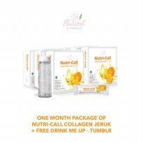 One Month Package - Nutri-Call Collagen Jeruk