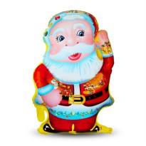 Balon Foil Santa Gembul Cartoon Full Body