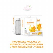 Two Weeks Package - Nutri-Call Collagen Jeruk