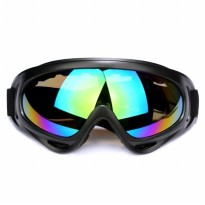 Kacamata Goggles Ski - Multi-Color