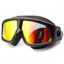 Kacamata Renang Polarizing Anti Fog UV Protection - GOG-300 - Black