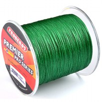 Proberos Benang Pancing Premier Pro Series Braided Thick 0.14mm - Green