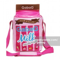 Gabag Cooler Bag - Mijka Pink