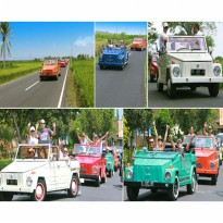 Paket VW Safari - Triple Thrills