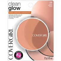 [macyskorea] COVERGIRL CoverGirl Clean Glow Bronzer, Spices [120] 0.42 oz (Pack of 3)/17618399