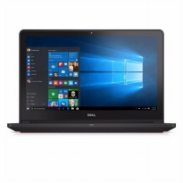 DELL Pandora Gaming 15-7559 - RAM 8GB - Intel Core i7-6700HQ - GTX960-4GB - 15.6' - Hitam