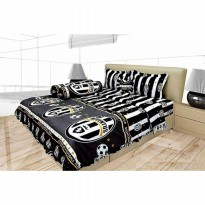 Sprei Lady Rose 180x200 King terlaris Juventus