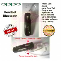Headset Bluetooth Oppo | Handsfree | Earphone Bluetooth Oppo