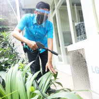 OKHOME Home Cleaning Service Voucher Rp 100.000