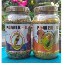 Power-R - Makanan / Pakan Burung (Bird Food) Love Bird & Kenari Harian