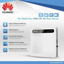 Huawei Home Router 4G LTE CPE Unlock