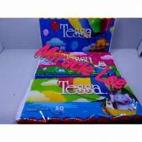 Tissue Facial - Tessa Mini Travelpack - Tessa 2 ply MURAH isi 10 pc