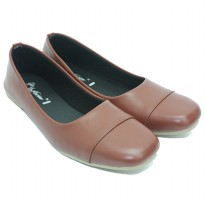 Dr.Kevin Women Flat Shoes Aster Flower 43236 Maroon