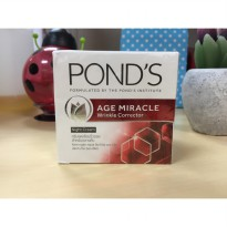 Ponds Age Miracle Wrinkle Corrector Night Cream 50 gr | Pond's