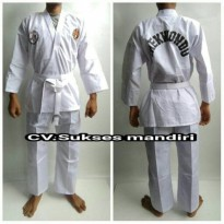 Baju TAEKWONDO GAP JUNIOR ANAK ANAK