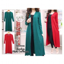 Laudya Long Cardigan