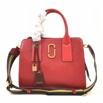 Authentic Marc Jacobs Big Shot Tote Bag - red
