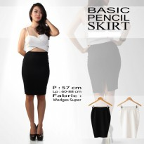 BASIC PENCIL SKIRT COLLECTION