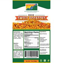 [poledit] Mother Earth Products Dehydrated Sweet Potatoes (2 Cup Mylar) (T1)/13654755