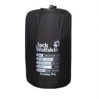 Jack Wolfskin Sleeping Bag Double polar+dacron