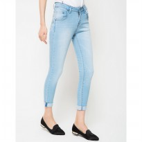 People's Denim Women Zyolla RU Jeans - Biru
