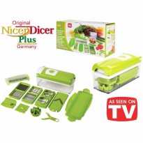 BS Nicer Dicer Pemotong Sayur dan Buah Serbaguna Termurah As Seen On TV Best Seller