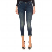 People's Denim Ladies Jeans Aqila RU - Biru