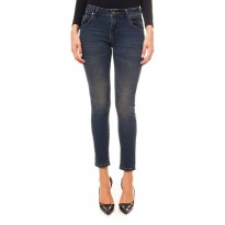 People's Denim Ladies Jeans Farra - Biru