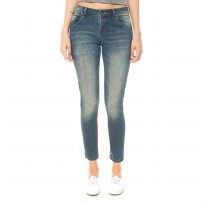 People's Denim Ladies Jeans Dovira - Biru