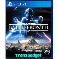 [Sony PlayStation PS4] Star Wars Battlefront II