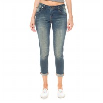 People's Denim Ladies Jeans Dovira RU - Biru