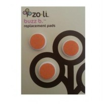 111 Replacement Pads Zoli Buzz B  Orange 12m+ ORANGE