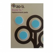 111 Replacement Pads Zoli Buzz B Blue 3-6m BIRU