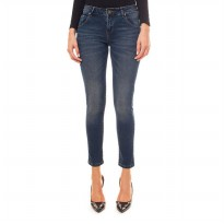 DocDenim Ladies Jeans Wardhani - Biru