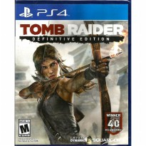 [Sony PS4] Tomb Raider: Definitive Edition