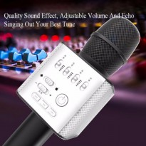 Mic Q9 Karaoke Bluetooth Wireless Microphone Q9