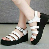 Wedges HT011 Putih
