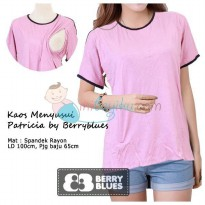 Berryblues Patricia Nursing Shirt Size All Color Pink