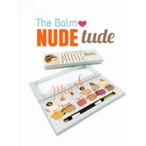 Woman The balm Nude tude eyeshadow palette