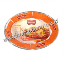 Bursa Dapur Marinex Loyang Oval 302X212X63Mm  24 L  Termurah08
